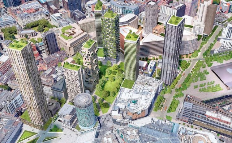 New masterplan launched for next two decades of Birmingham's regeneration