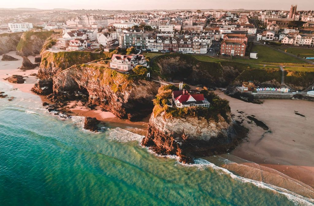 Why the North & South West are thriving