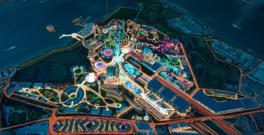 The London Resort was launched in October 2012 by the London Resort Company Holdings (LRCH) and is backed by the Kuwaiti European Holding (KEH) Group. Phase one is set to open in 2024.